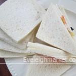 สูตรและวิธีทำแซนวิชไส้ปูอัดทำขายเป็นการหารายได้เสริมทำที่บ้าน