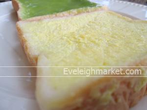 สูตรและวิธีทำขนมปังเนยสด