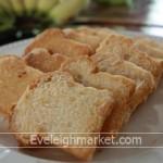 สูตรวิธีทำขนมปังกรอบเคล็ดลับความอร่อยทำขายหารายได้เสริม