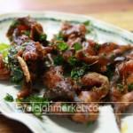 เคล็ดลับวิธีทำผัดเผ็ดปลาดุกพริกไทยอ่อน