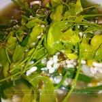 สูตรและวิธีทำแกงผักหวานป่ารสชาติเข้มข้น